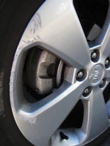Alloy Wheel Repairs Perth Before
