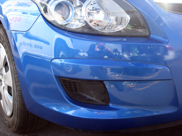 Perth Bumper Repair - After