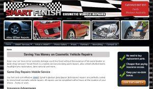Smart Finish Announces New Website