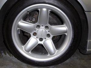 Wheel Repairs Kerb Damage After
