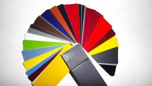 Car Colour Box