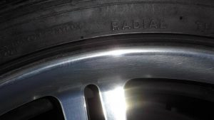 Polished Wheel Repairs After