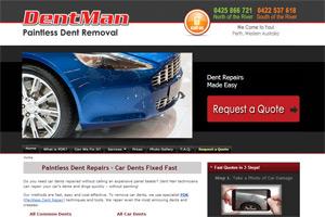Car Dent Repairs Perth